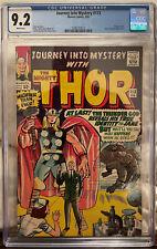 Journey into Mystery #113 CGC 9.2 OW/W - Additional Origin of Loki