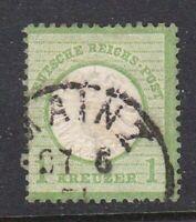 Germany stamp #21, used, 1872,  SCV $32.50