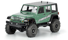 "ProLine Racing Jeep Wrangler Unlimited Rubicon Body 12"" Crawler Axial PRO333600"