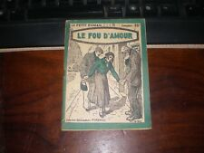 Georges SIMENON/Jean du PERRY/LE FOU D'AMOUR FERENCZI 1936 EO