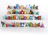 Huge Mixed Pokemon Figure Bundle Joblot