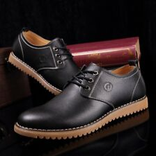 Men's Dress Formal Oxfords Leather shoes Business Casual Shoes Loafers
