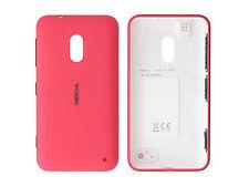 Genuine Nokia LUMIA 620 Wrapped Magenta Battery Cover - 02500T1