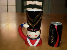 RADIO CITY MUSICAL- [3-D] TOY SOLDIER NUTCRACKER, JUMBO,TALL Ceramic Coffee Cup