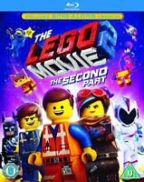 The LEGO Movie 2 The Second Part (Blu-Ray) (New & Sealed)