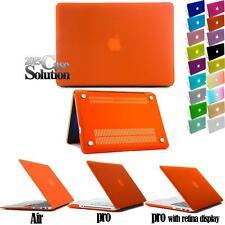 Nuevo Escarcha Mate Con cubierta de goma Carcasa rígida Funda Para Apple MacBook