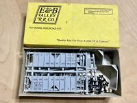 Ho Scale E&B Valley RR Co. Kcs 70 Ton Hopper Kit