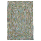 Wesley Seagrass 2 Ft. X 3 Ft. Rectangle Braided Area Rug