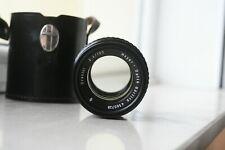 Meyer-Optik Görlitz Orestor 100mm f/2.8 Portrait lens - M42 - ***PLEASE READ***