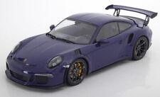 1:18 Minichamps Porsche 911 (991) GT3 RS 2015 purple