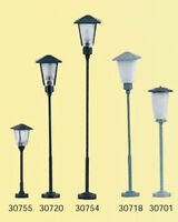 8 Pièce Kahlert Lanterne / Lampe 30718 Neuf - 75 MM / Laiton/ Prêt