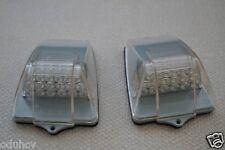 2x Delantero Blanco Lateral Marcador techo Angular 18 LED Luces Para Volvo