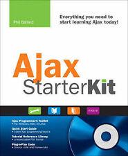 NEW Ajax Starter Kit by Phil Ballard