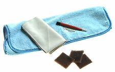Satin / Brushed Refnish Pen / Pad Scratch Removal Kit for Brushed Steel finishes