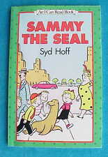 Sammy the Seal by Syd Hoff ~ RARE 1995 Copy AUTOGRAPHED by Author ~ REDUCED!