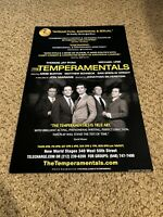 """Jon Maran's The Temperamentals Off Broadway Poster 14x22"""" Window Card"""