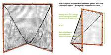 Champion Sports Backyard Lacrosse Goal: 4x4 Girls & Boys Youth Training.