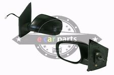 TOYOTA YARIS SEDAN 1/2006-ON LEFT SIDE DOOR MIRROR ELECTRIC BLACK - NO LIGHT