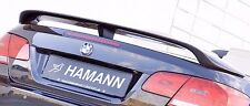 BMW E93 3 Series Convertible 2007-2013 OEM Genuine Hamann Rear Spoiler Wing