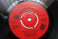 ATLANTIC SOUL  VANILLA FUDGE YOU KEEP ME HANGING ON c/w TAKE ME FOR A WHILE 1967