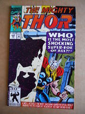 The Mighty THOR #444 1992  Marvel Comics  [SA36]