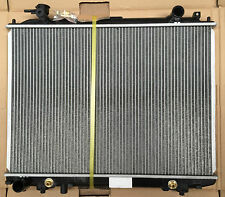 Brand New Radiator Ford Courier PD PE PG PH / Mazda Bravo B2600 4cyl Auto Manual