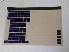 Microfiche Yamaha XV750 ´96 4pw3 PARTS CATALOGUE/Spare Parts List