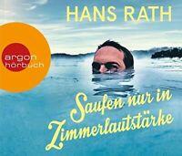 HENDRIK DURYN - HANS RATH: SAUFEN NUR IN ZIMMERLAUTSTÄRKE  4 CD NEW