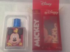 3 PIECES LOT DISNEY MICKEY MOUSE EAU DE TOILETTE SPRAY 1.7oz KIDS BOY NEW IN BOX