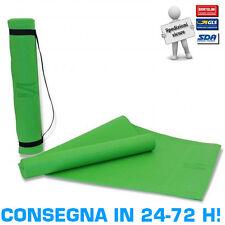 Schiavi Sport Stuoia Yoga Mat 173x61 cm Tappetino Antiscivolo Materassino 6 mm