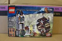 NEW Sealed Box!  LEGO 4183 The Mill Pirates of the Caribbean POTC Set