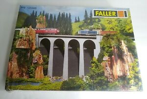 FALLER 120488 HO H0 Gauge Train Bridge Two-Track D-78148 Germany
