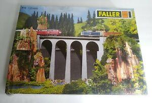 FALLER 120488 HO H0 Gauge Train Bridge Two-Track D-78148 Germany