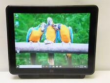 "15"" ELO X-Series ESY15X3 Touchscreen AiO 4GB i3 3.10GHz 120GB SSD NO PWR CORD"