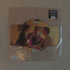 WEEN - You Were The Fool c/w Piss Up A Rope SHAPED PICTURE DISC No.0025 - FNS387