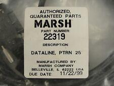 New Marsh Videojet 22319, 25' Dataline Cable