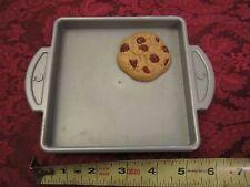 Fisher Price Pretend Play Food Chocolate Chip Cookie Baking Sheet Mattel Set Fun