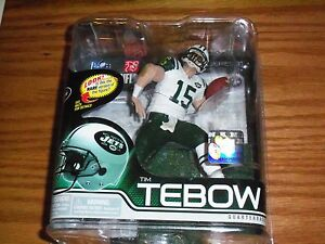 Tim Tebow McFarland Figure NY jets action figure NFL Series 31