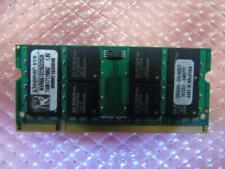 Kingston Genuine KVR667D2S0/2GR 2GB DDR2 PC2-5300 667MHz Laptop Memory RAM Card