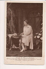 Vintage Postcard Queen Juliana of the Netherlands