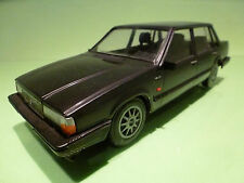 STAHLBERG 1:20  - VOLVO 760 GLE  GREY    - NEAR MINT CONDITION - MADE IN FINLAND
