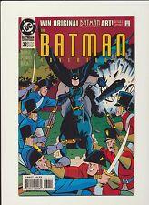 Batman Adventures #32! (DC June 1995)! SEE SCANS! KEY BOOK! RARE! WOW!
