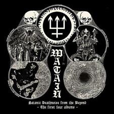 Watain - Satanic Deathnoise From The Beyond (NEW 4CD)