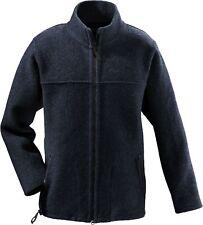 Mufflon Uomo esterni Walk GIACCA JANUS lana vergine W300 blu marino taglia S