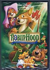 ROBIN HOOD DVD DISNEY BIA 0066602 Z3C  SIGILLATO!!!