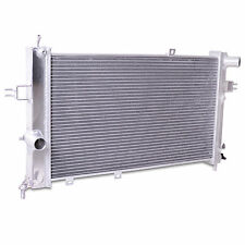 40mm ALUMINIUM RADIATOR RAD FOR VAUXHALL OPEL Z20LET ZAFIRA MK4 ASTRA G GSI SRI
