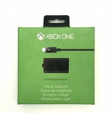 Microsoft Official Xbox One Play and Charge Kit. Battery Pack   S3V-00007
