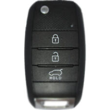 Genuine 3 Button Flip Remote Key for Kia Sportage 2013-2016 P/N 954303W200