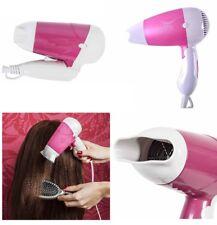 Hot Mini Portable Travel Hair Dryer Professional 1200 WATT Foldable Compact Gift