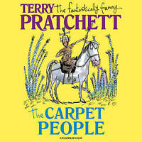 The Carpet People by Pratchett, Terry, NEW Book, FREE & Fast Delivery, (Audio CD